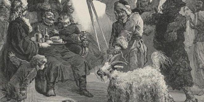 Czy wiesz jak wyglądały dawne zwyczaje i obrzędy karnawałowe?