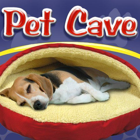 Visit us for best dog beds, cheap dog beds, elevated dog beds Pet Parade Pet Cave Dog Bed   Pet Supplies ♥ http://pet.pinptr.com/category/dog-supplies/dog-beds-furniture/ ♥ Reviews & Ratings Rating: Please Repin.