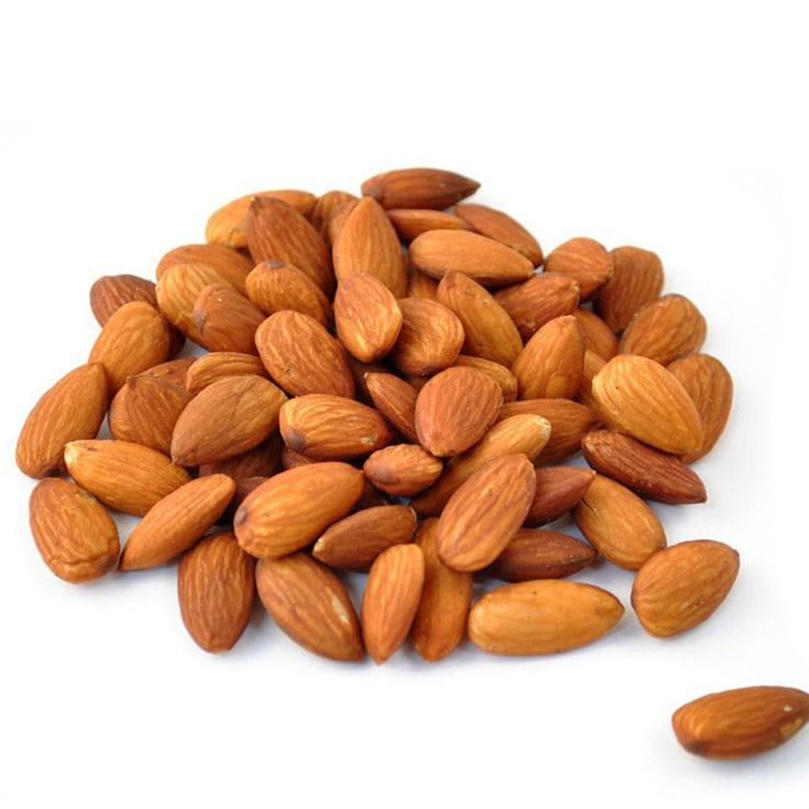 Almond is an ancient crop of southwest Asia. it is basically a small tree, growing to 4-9 meter tall. They have long narrow tapering leaves, a 6-12 centimeter long. In botanical terms, an almond is not a true nut. The hard stone like the shell is called endocarp and the fruit is called exocarp having a dome-like an outer coat.