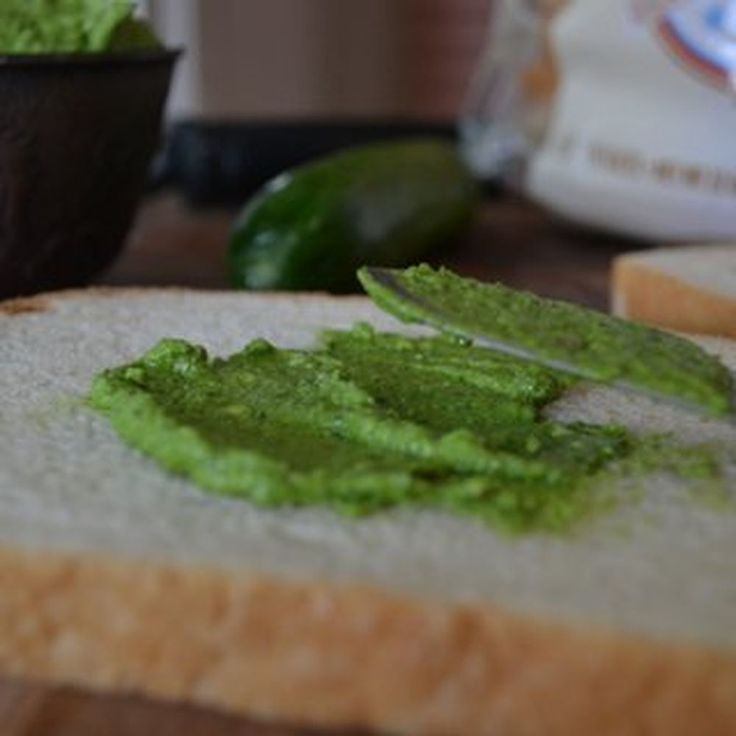The St. Anthony's Girls High School Chutney Sandwich recipe on Food52