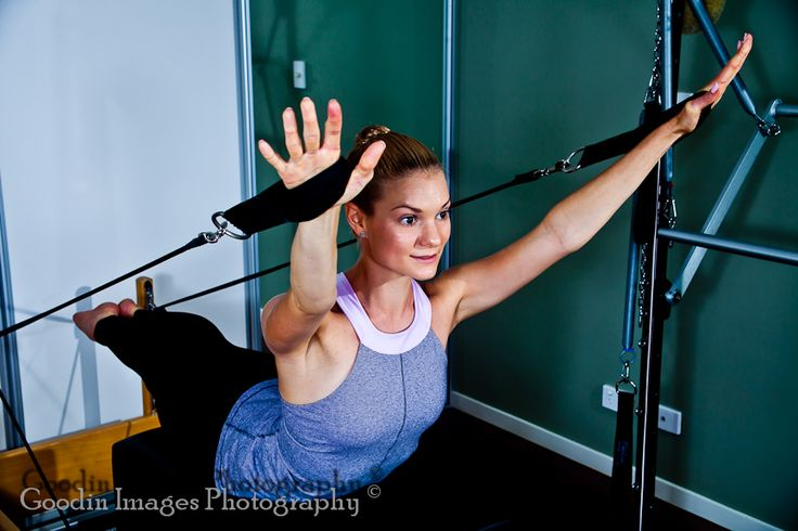 Take your body to the next level - fly into Pilates