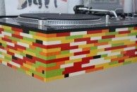 Lego turntable :-)