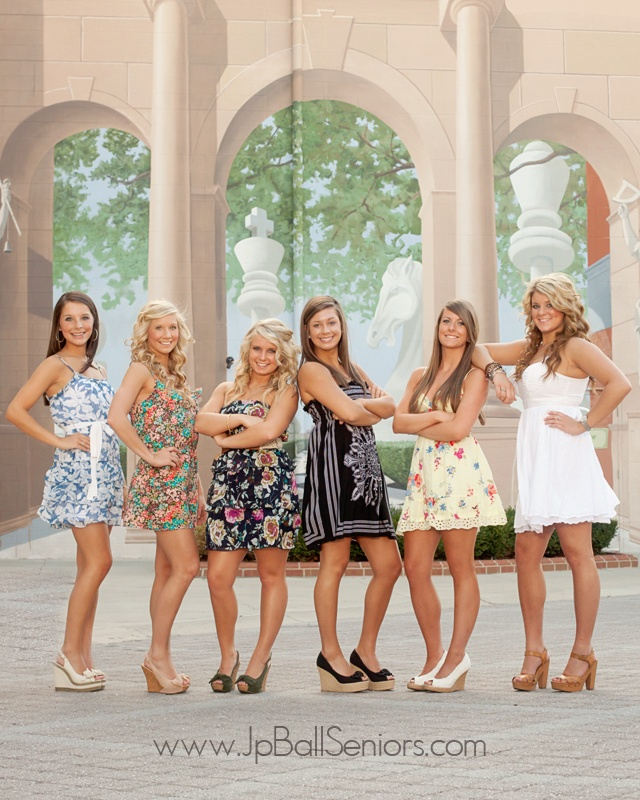 I would love to do team photos like this for LHS  Senior cheer team with Jp Ball Photography