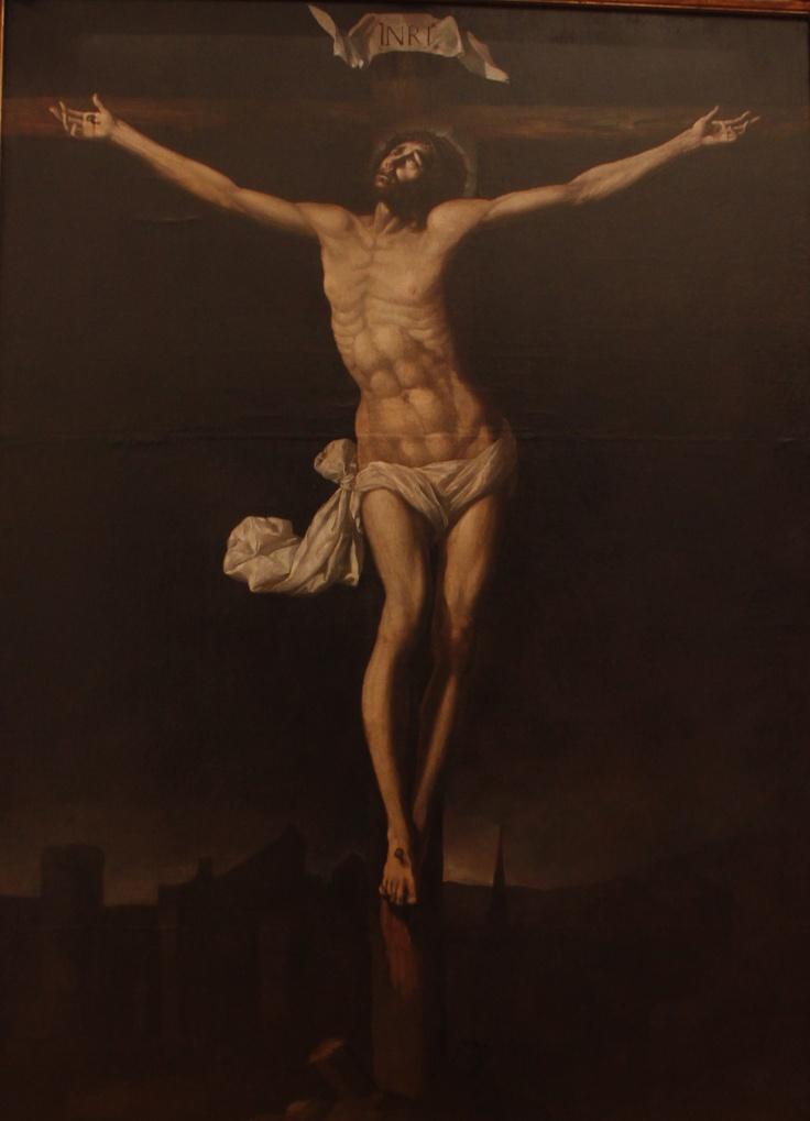 Sebastián López de Arteaga. La crucifixión