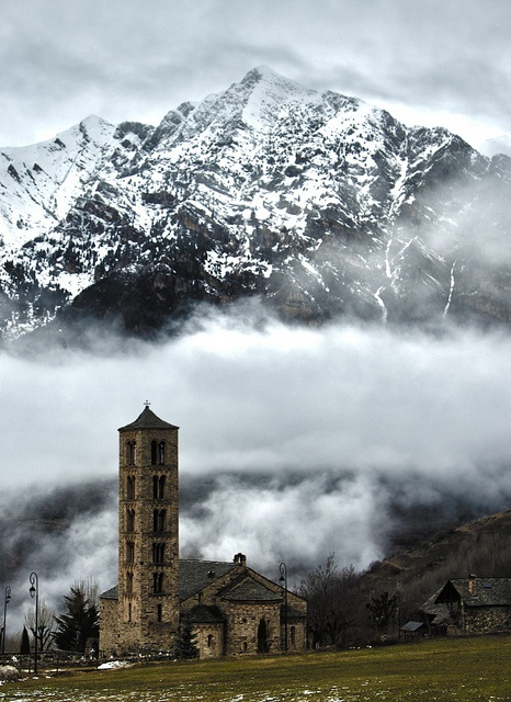sant climent de taull by piqueret, via Flickr     catalunya      Spain