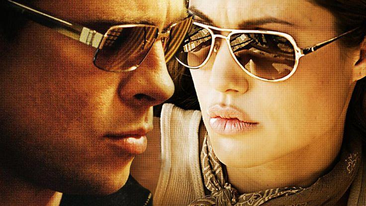 Stars & Their Shades:#brangelina sporting uber cool #sunglasses