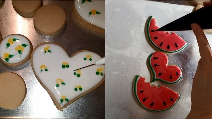 Top 10 Awesome Cookies Art Decorating Ideas Compilation & Amazing Cookie...