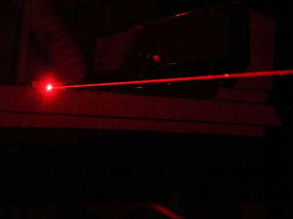 laser light in the dark - Google Search