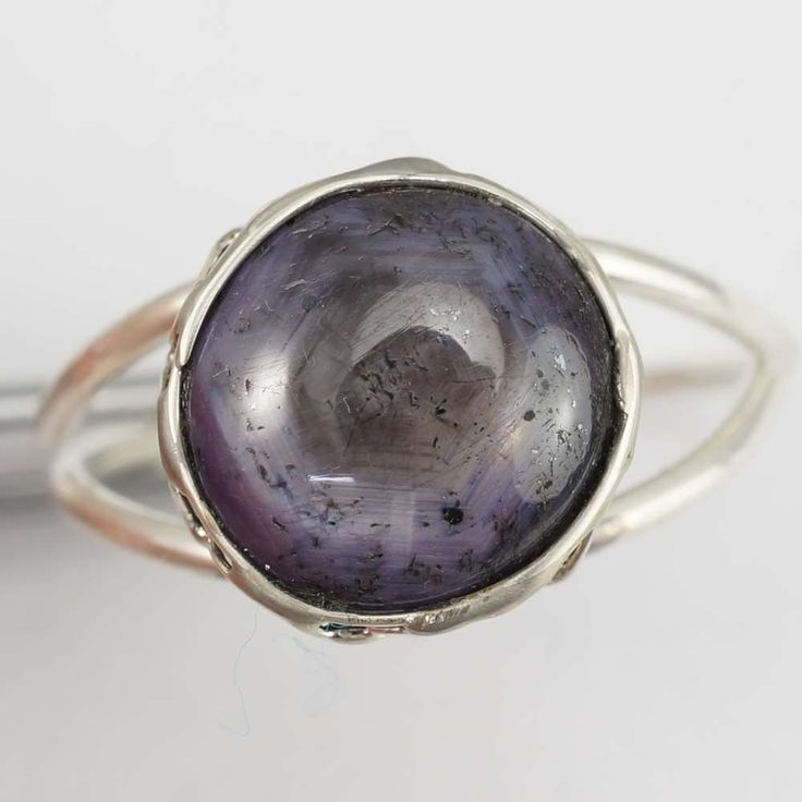 Sternsaphir Ring