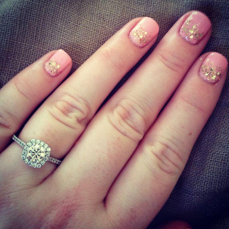 40 Best Wedding Nails Images On Pinterest