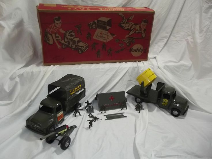 8 Best Cool Toys Vintage Military Toys Army Navy Marines