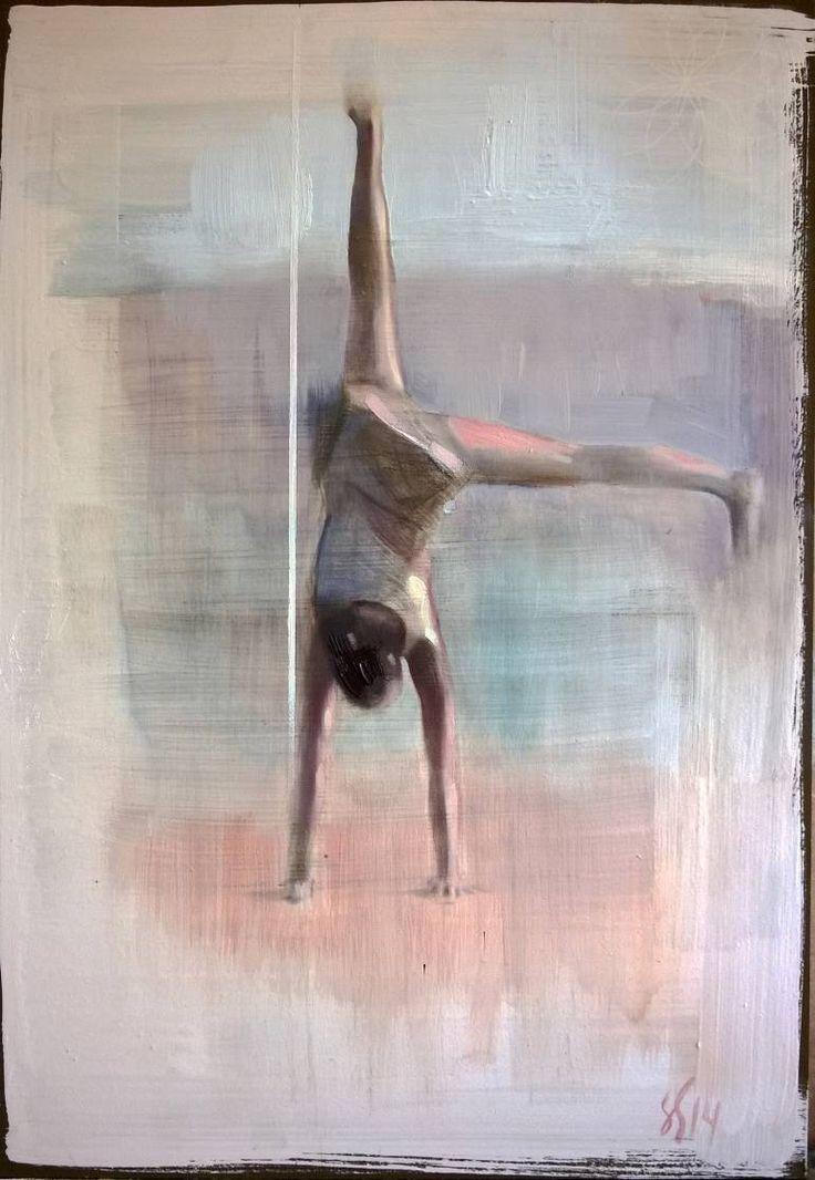 by Silja Selonen Painting: Oil