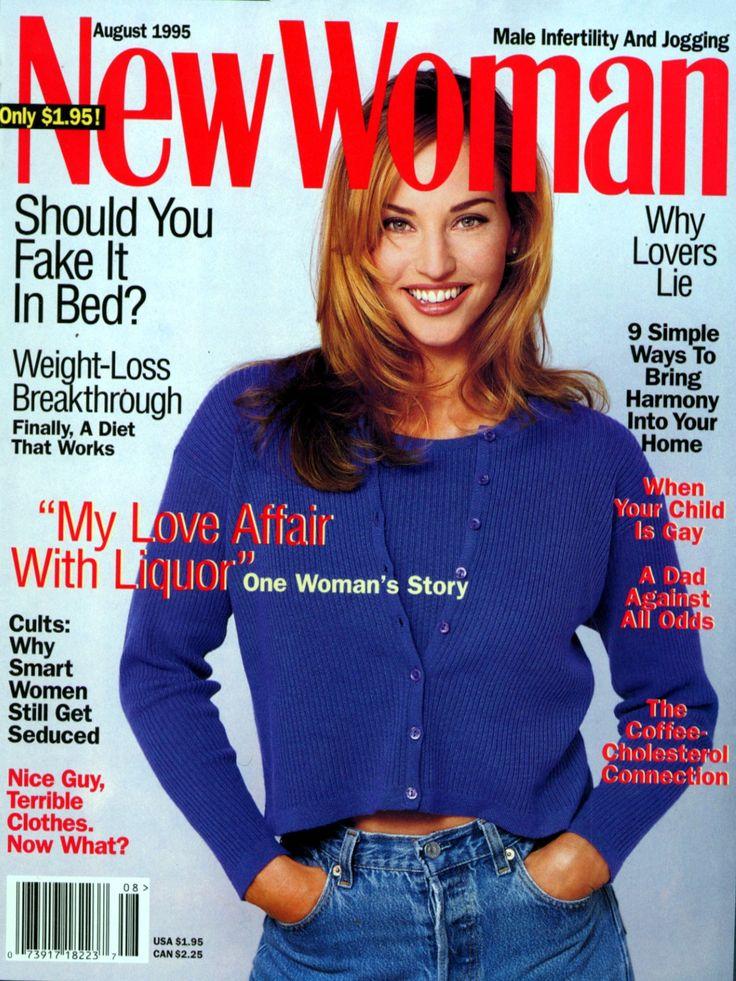 August 1995 Jill Goodacre