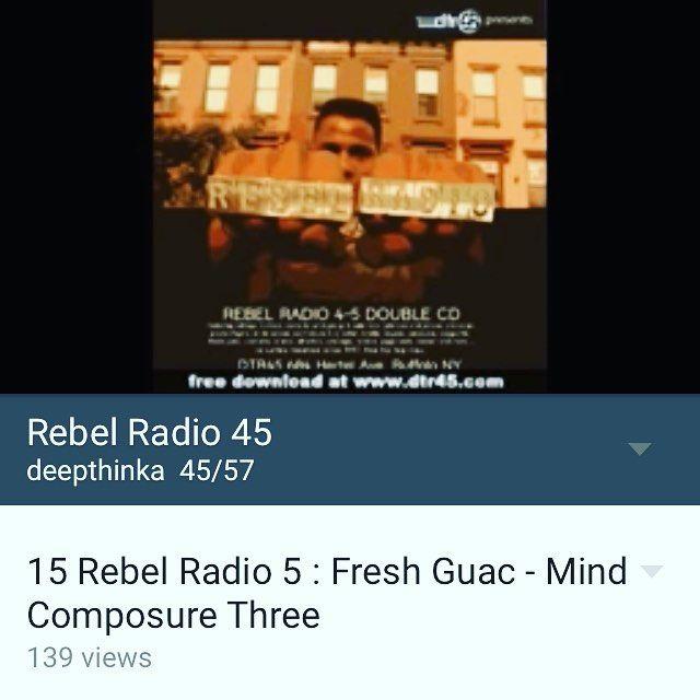 oldie but goodie from #FreshGuac ...Mind Composure 3  #BuffaloHipHop #buffalomusic #buffaloartists #buffalove #everythingbuffalo #fresh #guac #beats #lyrics #turntablism  back on the scene!!! by cove_eviii http://ift.tt/1HNGVsC