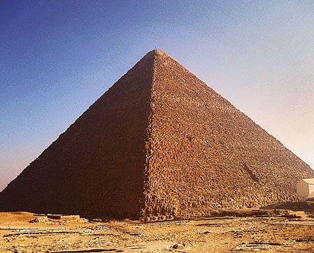 Great Pyramid - Egypt