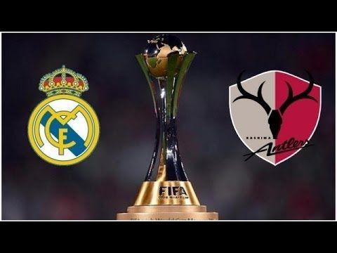 Real Madrid vs Kashima Antlers FIFA Club World Cup - 4-2 LIVE STREAM HD