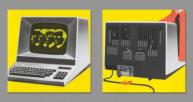 """The Dark Side of the Covers"", Kraftwerk, Computer World"