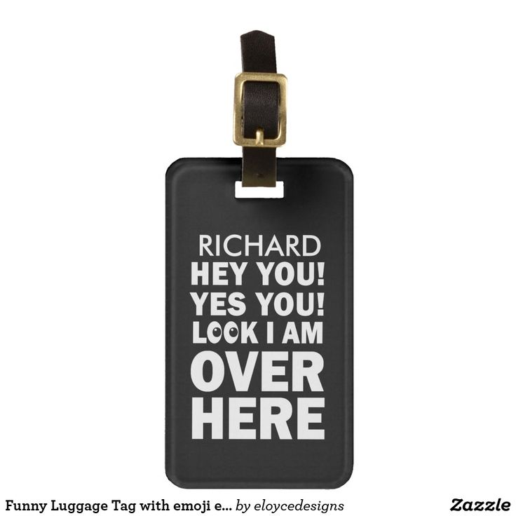 The  Best Funny Luggage Tags Ideas On   Luggage