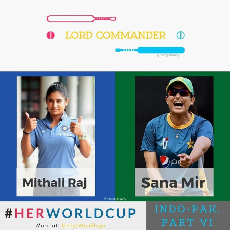 #HerWorldCup : Do I need to say who laughed in the end? UNCONQUERED! Legacy continued. What a match what a fight! Well played Ladies! Standing Ovation #INDvPAK  #WWC17  You must have witnessed Indo-Pak clash in Men's rivalry but how well do you know it in Women's Cricket? Join me today as I will present you this side of asian cricket history.  #womenscricket #worldcup #insights #womeninsports #women #cricket #sport #pakistan #india #PakvInd #archrivals #indopak #countyground #derby…