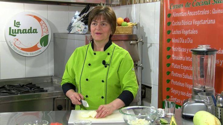 Receta saludable: Ceviche de Calabaza- Hogar Tv  por Juan Gonzalo Angel