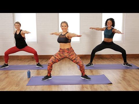 Low-Impact Cardio and Toning Workout That's Perfect For Beginners, Too |...