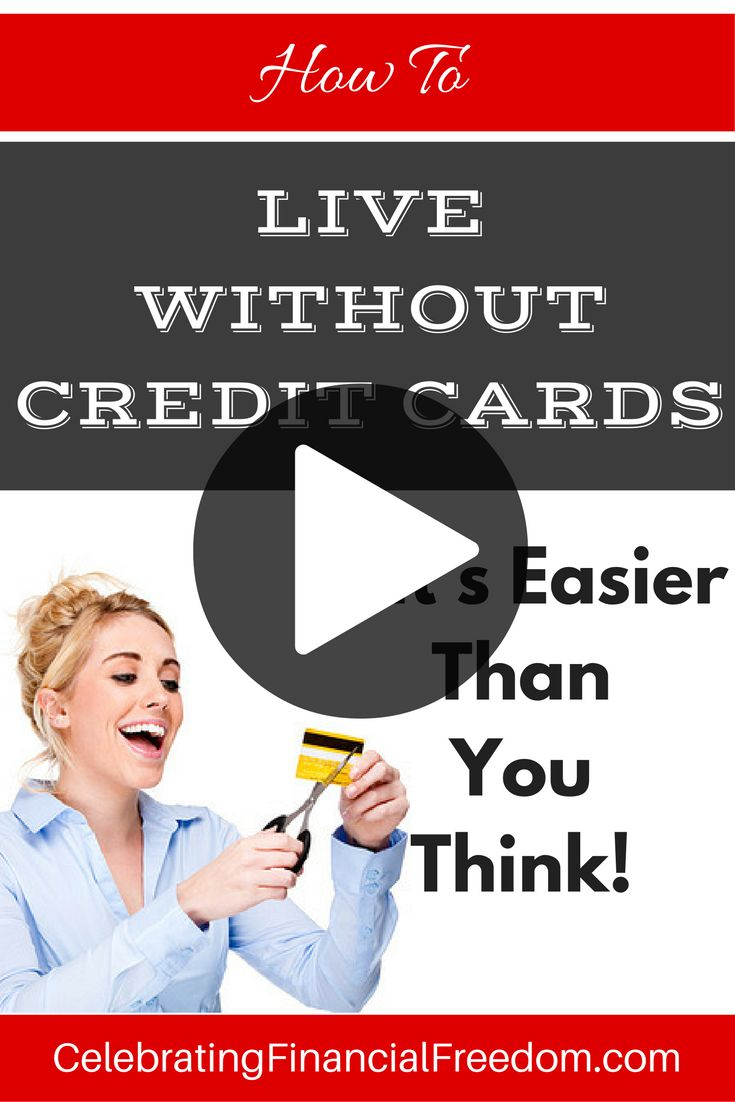 Video- Getting rid of credit cards is easy, you just need to know what to do and how to do it... Click the Pic and Learn How to Rid Your Life of Credit Cards Forever!  #creditcards #debt #howto #money #Finances  http://www.cfinancialfreedom.com/how-to-live-without-credit-cards