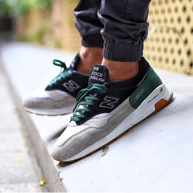 new balance 1500 green finals