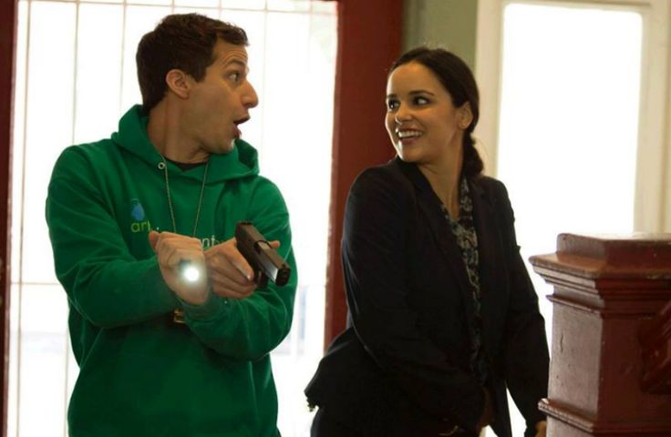 'Brooklyn Nine-Nine' Season 4 Spoilers: Jake And Amy To Take The Next Step In Their Relationship? - http://www.movienewsguide.com/brooklyn-nine-nine-season-4-spoilers-jake-amy-take-next-step-relationship/232196