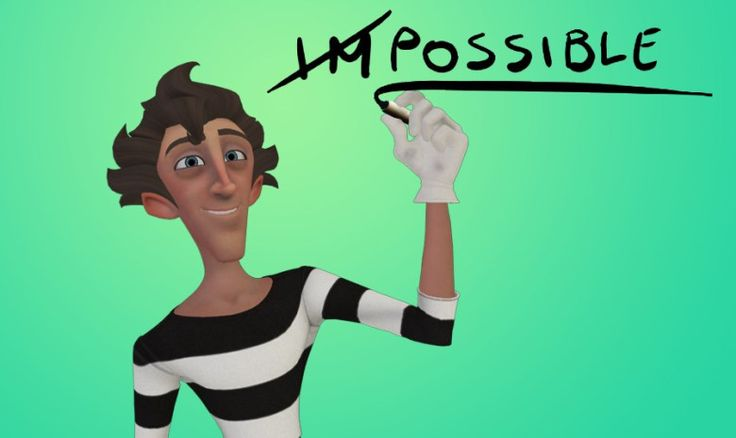 The Animator´s Checklist | MOTIVATION or how to think positive?