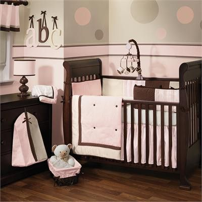 Baby girl nursery :)