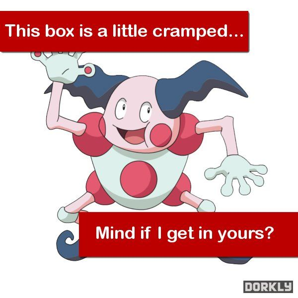 Pokemon Pick-up Lines