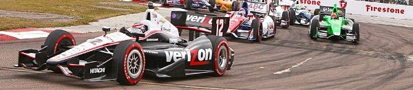 veizon Indy Car Series, Photo courtesy Indy Car Series