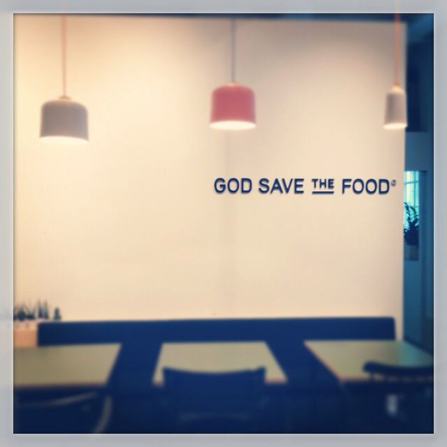 God save The food, Milano