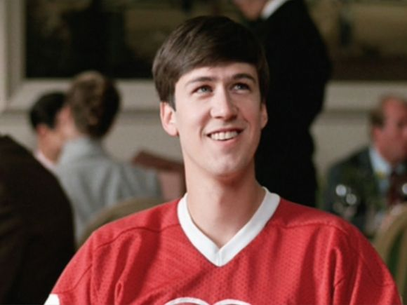 "Cameron Frye in ""Ferris Bueller's Day Off"""