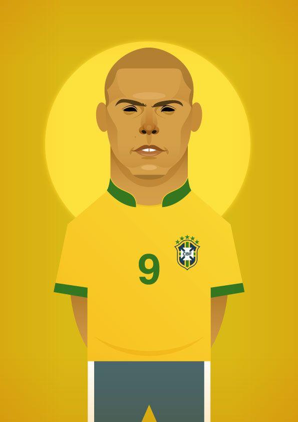 Ronaldo Fenômeno, de Stanley Chow