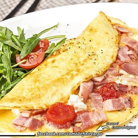 Bom dia! Vai um omelete aí? 💪  Que tal aprender como perder peso ainda HOJE! Conheça a técnica secreta e 3 passos simples para perder peso: Clique Aqui Agora ⤵ https://SegredoDefinicaoMuscular.com/ #bomdia #goodmorning #cafédamanhã #omelete #omelet #breakfast #comodefinircorpo