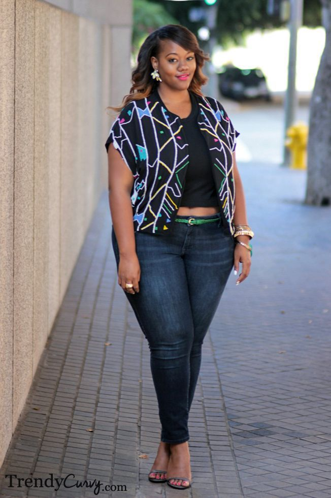 Styling Tips for Curvy Who Want to Be Trendy