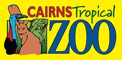 Cairns Tropical Zoo in Cairns of NSW, Australia.  Visited on my People to People tour in 2003.