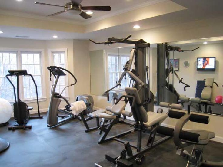 24 Best Home Fitness Centers Images On Pinterest Home Gym Design