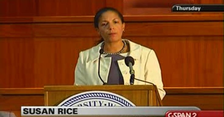 10/8/2009 SUSAN RICE: Ambassador to the UN Susan Rice talked about the approach the Obama administration has taken to utilizing the UN to advance the administration's foreign policy & ....