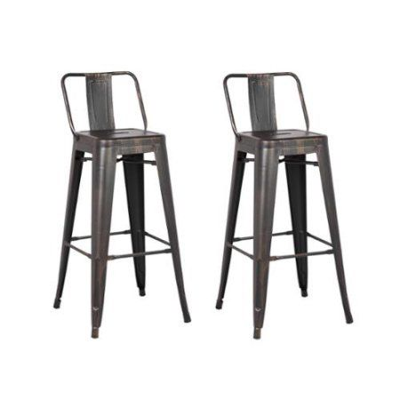 Free Shipping. Buy AC Pacific Steel 24 Inch Bar Stool (Set of 2) at Walmart.com