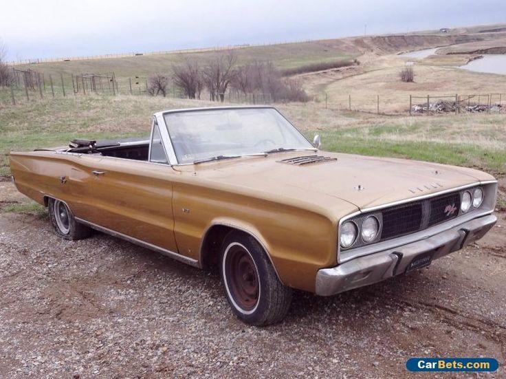 1967 Dodge Coronet #dodge #coronet #forsale #canada