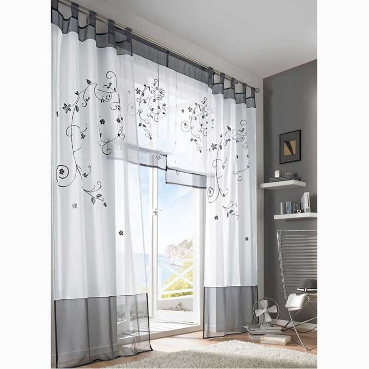 Home Textile Window Treatment Curtains For Living Room