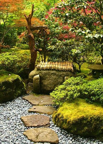 Buddhist Ceremony Traditional Japanese Garden: 17 Best Images About Tea Walkway 露地 Roji On Pinterest