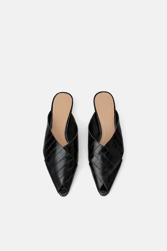 3911645c25 Women's Shoes | New Collection Online | ZARA Canada | shoes in 2019 ...
