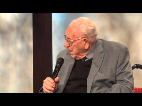 George Beverly Shea at nearly 103 years old, How Great Thou Art