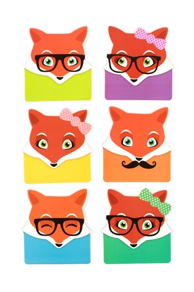 Accent your bulletin board or decorate your classroom with these adorable fox themed cutouts. This variety pack features different characters, styles and color schemes to compliment the Foxtrot classroom theme. Fill your classroom with a foxy new theme. The Foxtrot Collection is perfect for bringing in a new character driven classroom theme featuring hipster cartoon foxes kids will adore. Bring style and personality into your decorating theme.
