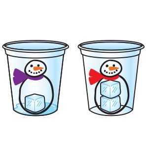how to keep ice from melting in a cup