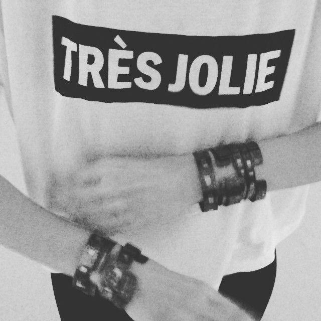 Yesim Yuksek for Alef - bang bangles / jingle bangles alefjewelry #yesimyuksek #finejewelry #contemporaryjewelry #designerjewelry #oxidized #sterlingsilver #18kgold #bangbangles #jinglebangles #bangle #bracelet #unisex