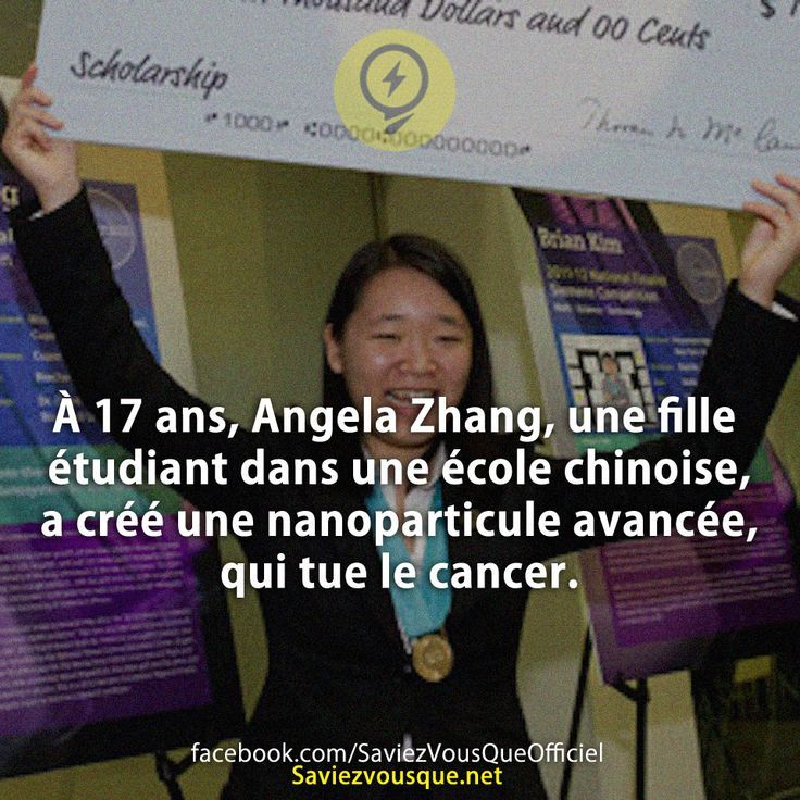 Angela zhang cancer research paper